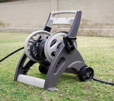 How To Use Hose Reel Cart