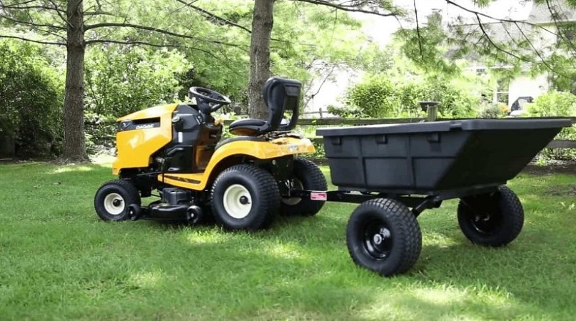 What To Consider Before Buying A Dump Cart For Lawn Tractor?