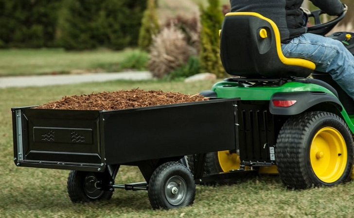 Why Should You Buy A Dump Cart For Lawn Tractor?