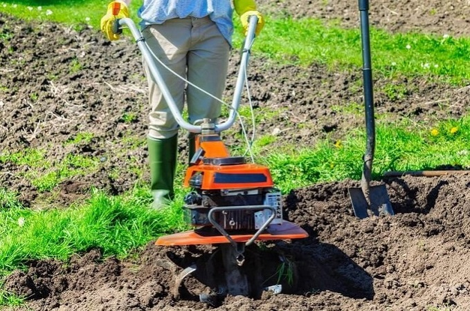 Why Should You Buy A Tiller For Breaking New Ground?