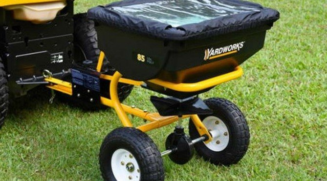 Why Should You Buy A Tow Behind Broadcast Spreader?