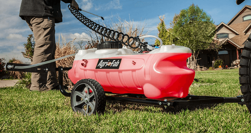 Best Tow Behind Sprayer Reviewed In 2021 – Top 5 Picks!