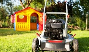 safety tips Fix Lawn Mower Is Burning Oil