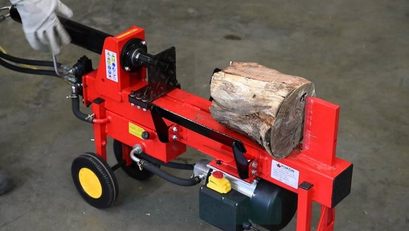 What Is an Electric Log Splitter Used for?