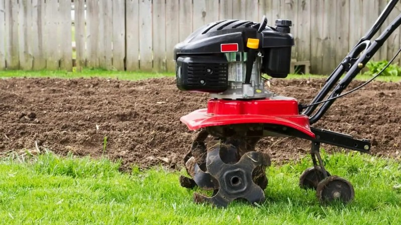 About Front Tine Rototiller