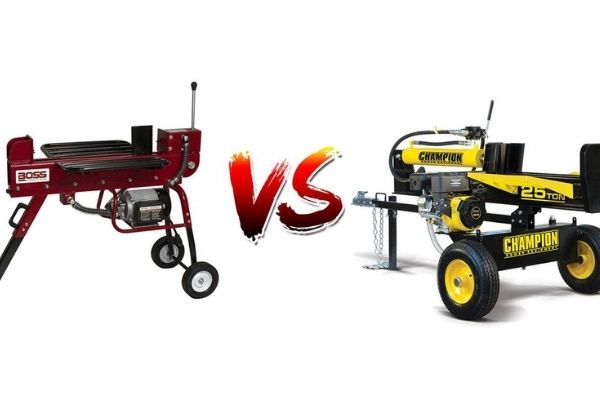 Electric Vs Gas Log Splitter: What You Need To Know For Perfect Differences