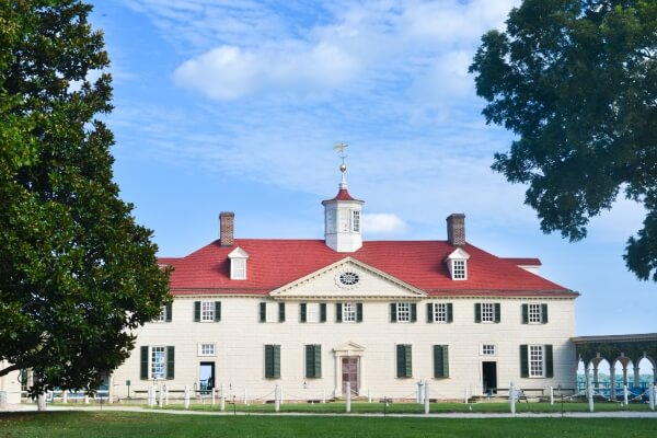 What Did George Washington Grow In His Greenhouse at Mount Vernon - mount vernon